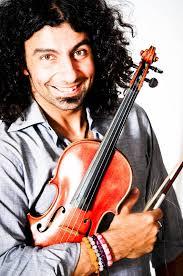musica y diversión con Pagagnini, con un gran músico a la cabeza