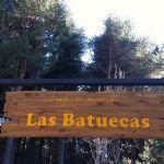 Deporte de aventura en familia en el Parque de Aventuras Las Batuecas en Salamanca.