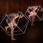 Vuelos, una espectáculo de teatro y danza en Salamanca.