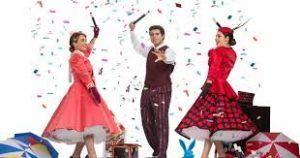 """teatro, danza y magia, una mezcla divertida en el espectáculo """"Zas"""""""