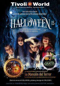 Halloween para toda la familia en Tivoli, atracciones para todos y mucho terror en los pasajes