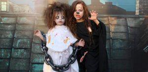 Halloween para toda la familia en Muelle Uno