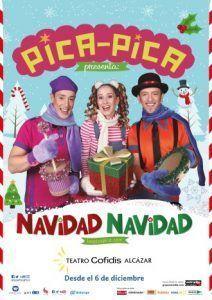 PicaPica con su nuevo espectáculo para estas navidades