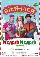 PicaPica con su nuevo espectáculo familiar para estas navidades