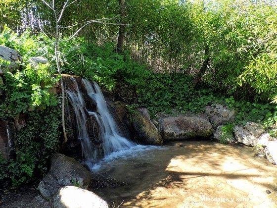 Visita el bosque encantado un jard n de cuento de hadas en madrid - Jardin encantado madrid ...