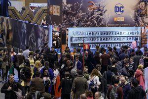 multitud de actividades y talleres en la Comic Con Madrid