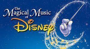 Disney in concert, para grandes y pequeños, sus canciones más famosas