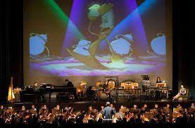 Música en concierto y imágenes de las películas de la mano de Disney in concert