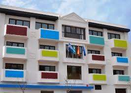Edificio Colores en las Lagunas, Fuengirola