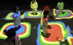 actividades de danza, música, teatro o talleres entre otros en el festival de teatro infantil