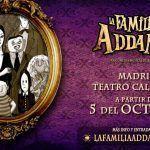 Famosa y tétrica La Familia Addams en los teatros de Madrid.