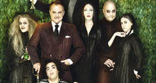 La Familia Addams, tétrica familia