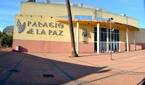Palacio en el recinto ferial de Fuengirola