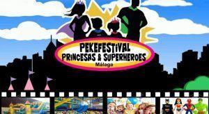 PEKEFESTIVAL, Para los peques con sus superheroes y princesas