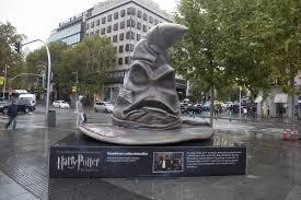 Sombrero seleccionador, Harry Potter