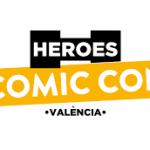 Héroes Comic Con para los amantes del comic en Valencia.