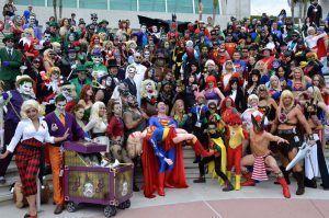 Evento para los aficionados al mundo del comic, un evento para los valencianos con una cultura con miles de seguidores