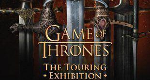 Exposición de la serie Juego de Tronos