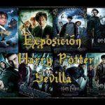 Gran exposición con centenar de piezas de «La Magia de Hogwarts» en Sevilla.
