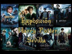 Exposición en Sevilla de la saga Potter, La Magia de Hogwarts