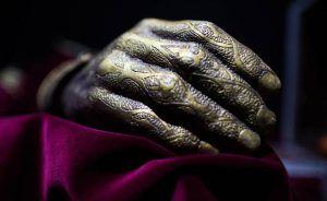 mano de los aposentos de Camino del Rey