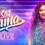 """La nueva sensación de Disney Channel """"Soy Luna Live"""" en concierto en Málaga."""