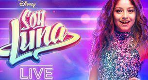 un nuevo show de la serie de Disney Channel Soy Luna Live