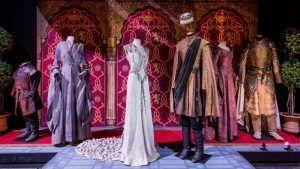 Vestuario de los actores de Desembarco del Rey en la Serie Juego de Tronos