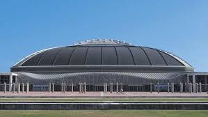 Palau Sant Jordi, un palacio de deportes que acoge espectáculos y eventos deportivos