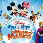 Disney On Ice, Un mundo Mágico, patinaje artístico en Barcelona.