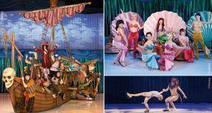 todo un mundo de mágia y fantasía en Disney On Ice, un mundo mágico