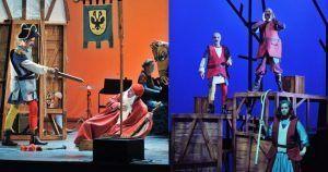 Guillem Tell, una obra de teatro inspirada en las hazañas de Guillem y en género de ópera