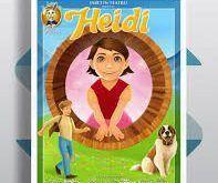 Jabetín y la adaptación en musical del cuento de Heidi