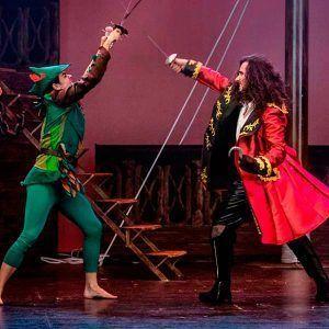diversión, magia, acrobacias, música y canciones en directo y mucho más en Peter Pan el musical