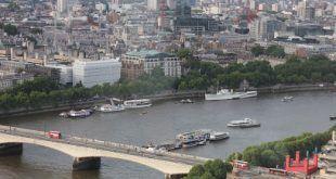 crucero para niñ@s por el río támesis