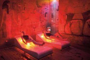 Relajación en spa para adultos en Hotel Ciudad en Teruel