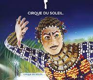 Gran espectáculo del Cirque Du Soleil,