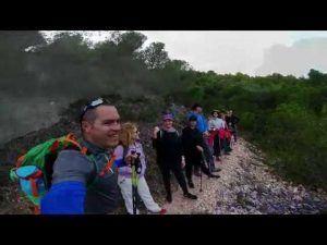 Ruta rural de senderismo guiados por Medusa ADN, ruta guiadas y gratuitas