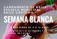Campamento de Semana Blanca en Cartama