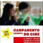 Campamento Semana Blanca 2018, Campamento de Cine en Málaga.