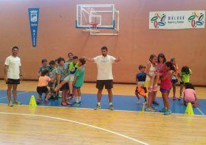 Campamento infantil de semana blanca, actividades, deporte, talleres