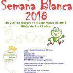 Campamento para niñ@s en Semana Blanca en Cartama (Málaga).