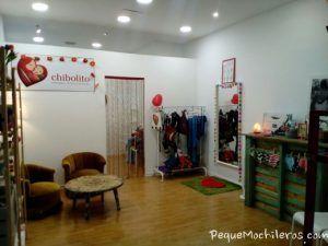 Tienda de málaga dedicada al cuidado de los bebés y ayudar a las mamás
