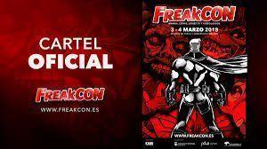 FreakCon, series y televisión, charlas, mesas redondas, colsplay, actuaciones, exposiciones