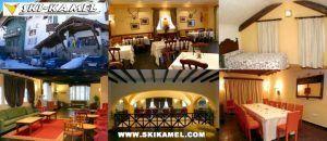 instalaciones del hotel Ghm Monachil