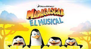 Madagascar el musical. Un espectáculo para toda la familia