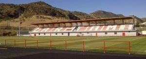 pistas deportivas de la ciudad deportiva de Cártama