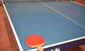 Campamento de Semana Blanca de Tenis de Mesa