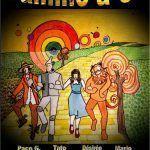 """Nuevo espectáculo musical del cuento """"Camino a Oz"""" en Málaga."""