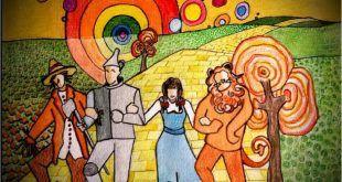 Camino a Oz, un musical dónde 4 personajes van en busca del mago que les ayudará a superar sus problemas
